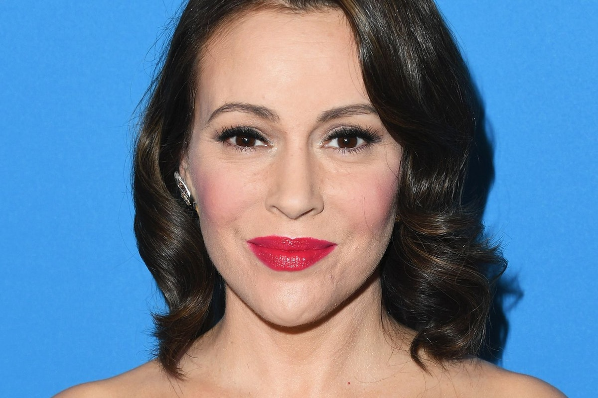 Alyssa Milano on mental health awareness week