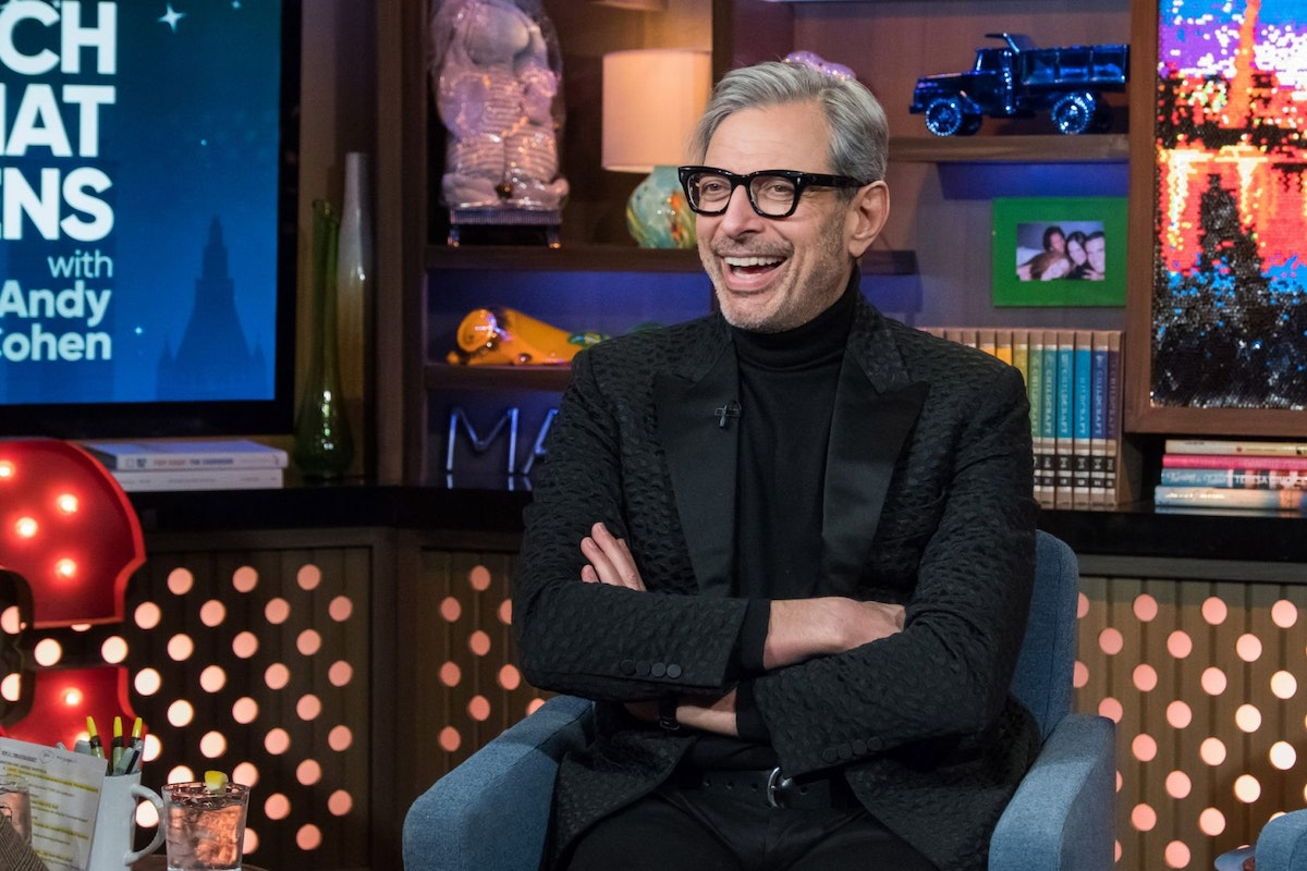 Jeff Goldblum on being a flirt in the MeToo era