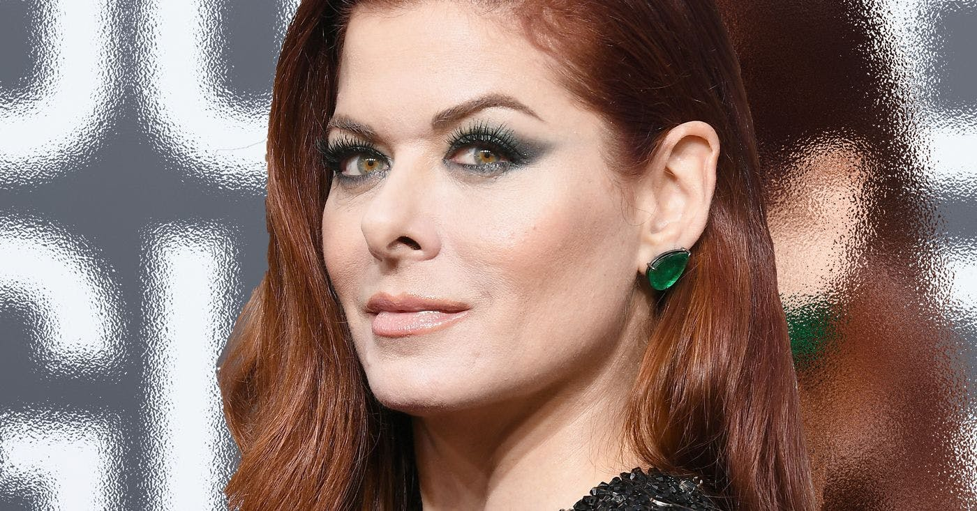 Debra messing recalls humiliating moment she was ordered to wear fake boobs - Real casting couch videos ...