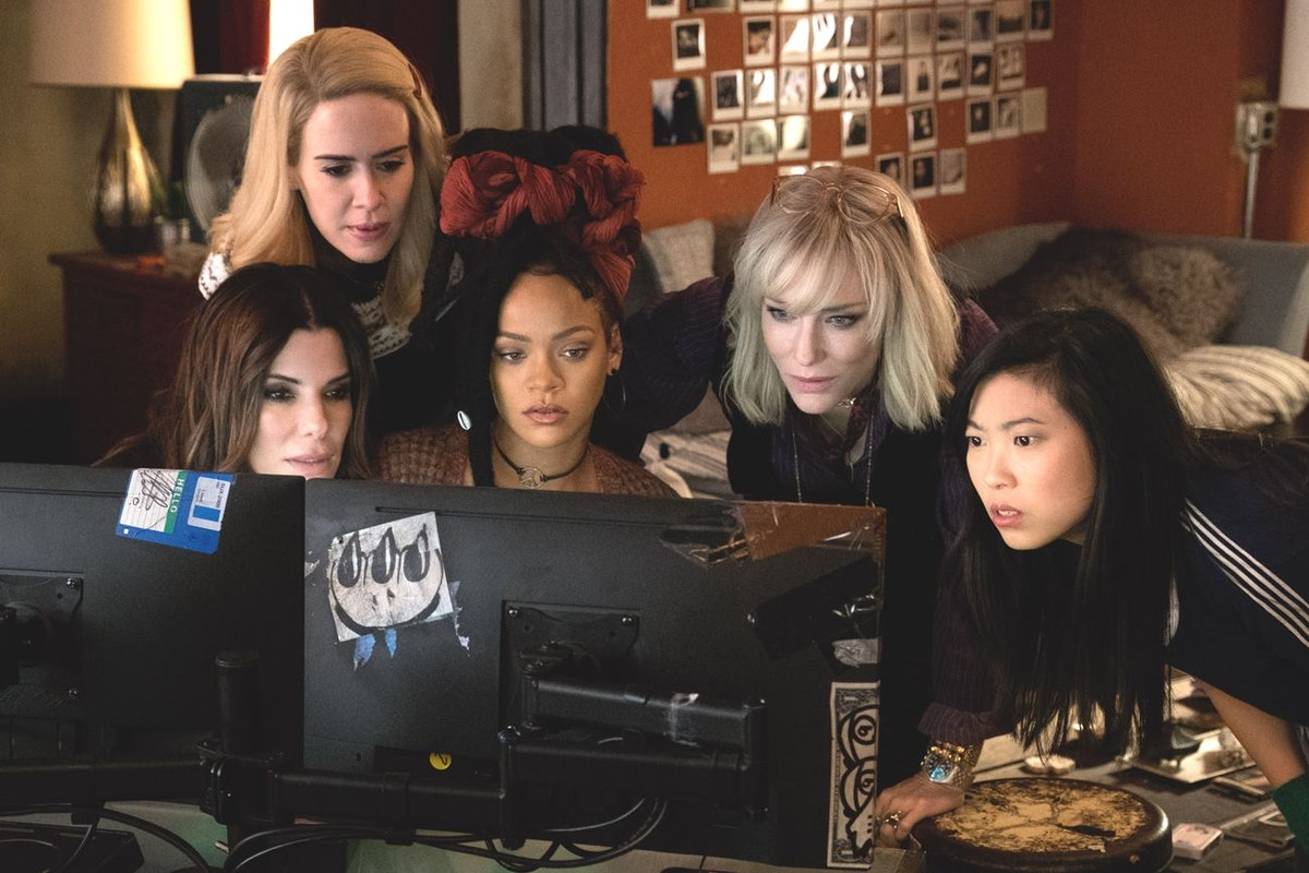Why was Matt Damon cut from ocean's 8?