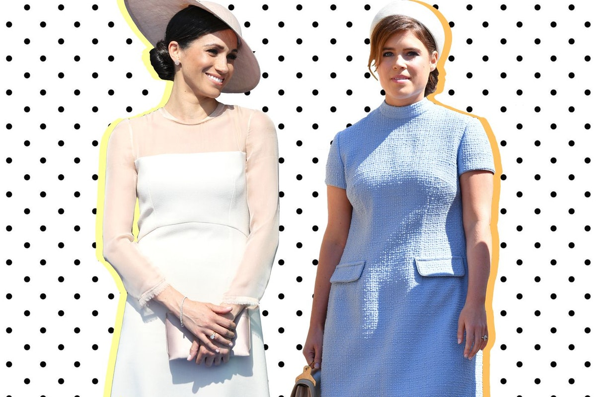 How Princess Eugenie's Instagram sparked a debate about Meghan Markle