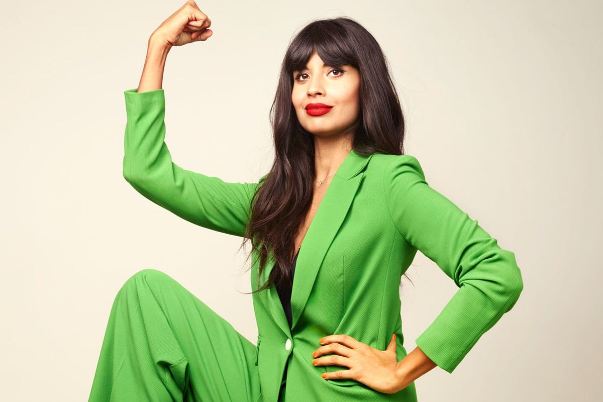 2178dd4aca Jameela Jamil gets real about periods
