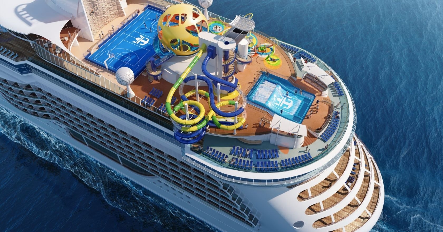 Win An Exciting Day Onboard A Cruise Ship With Royal Caribbean