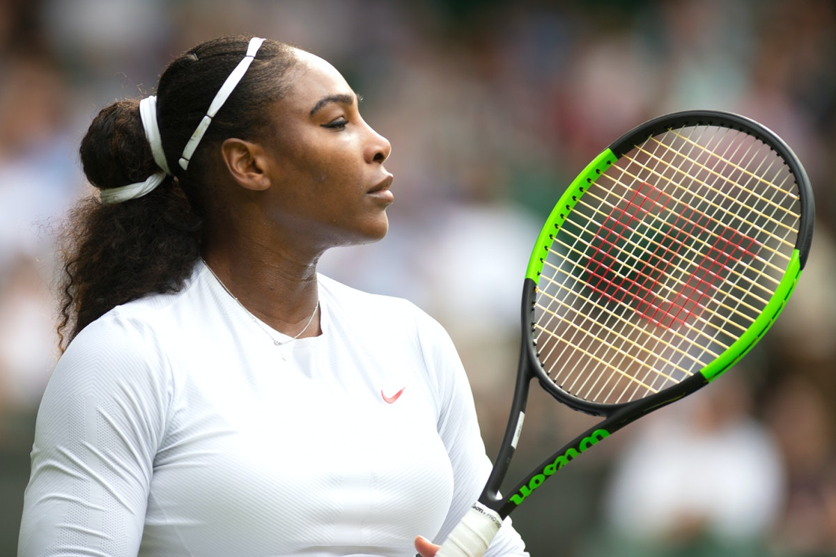 serena williams sexist wimbledon traditions mrs husband name