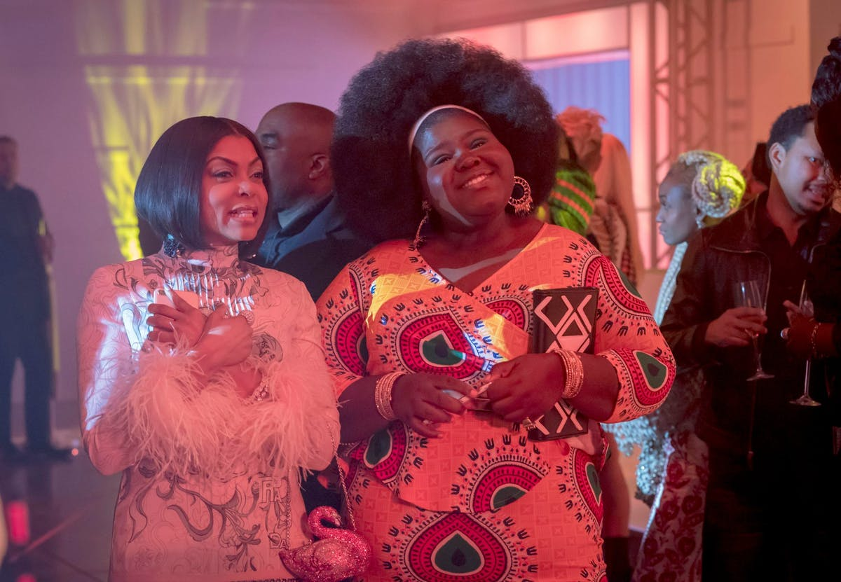 Image result for Gabourey Sidibe 2018