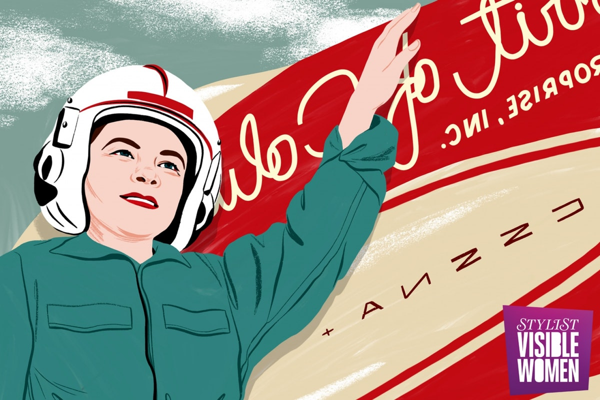 jerrie mock pilot woman first female aviator around the world trip