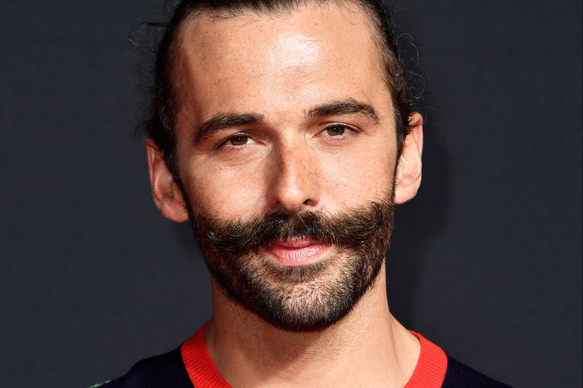queer eye jonathan van ness opens up about quitting anti depressants. Black Bedroom Furniture Sets. Home Design Ideas