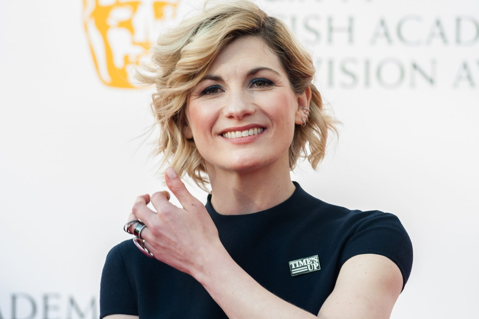 Jodie Whittaker Nude Photos 53