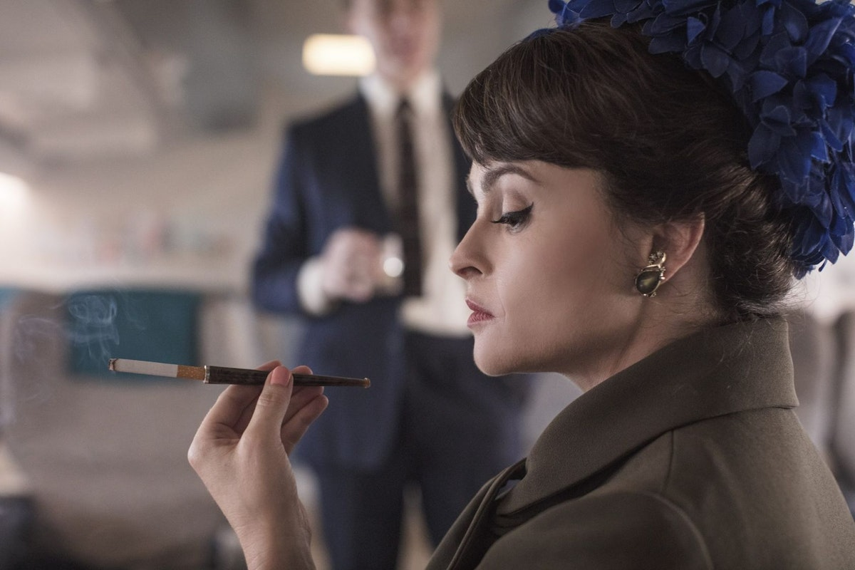 The Crown: how will Helena Bonham Carter play Princess Margaret in series 3?
