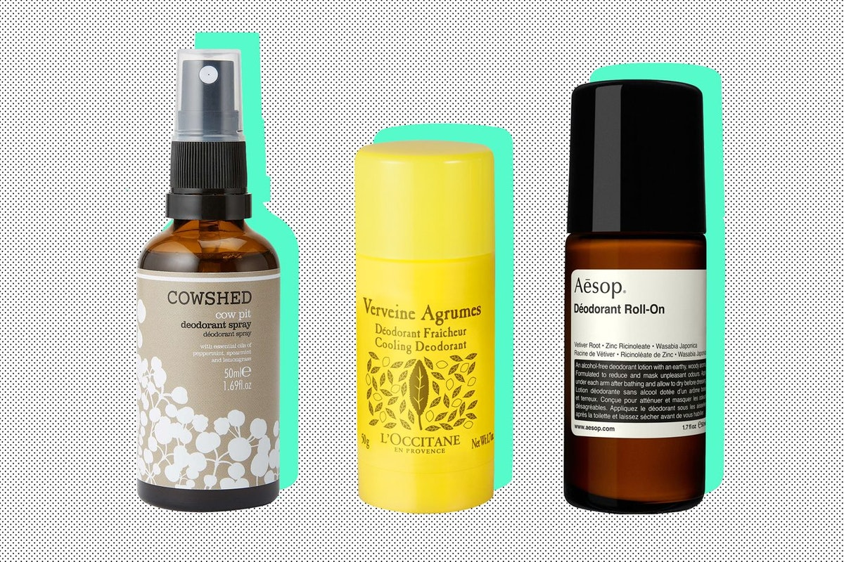 best natural deodorants that work