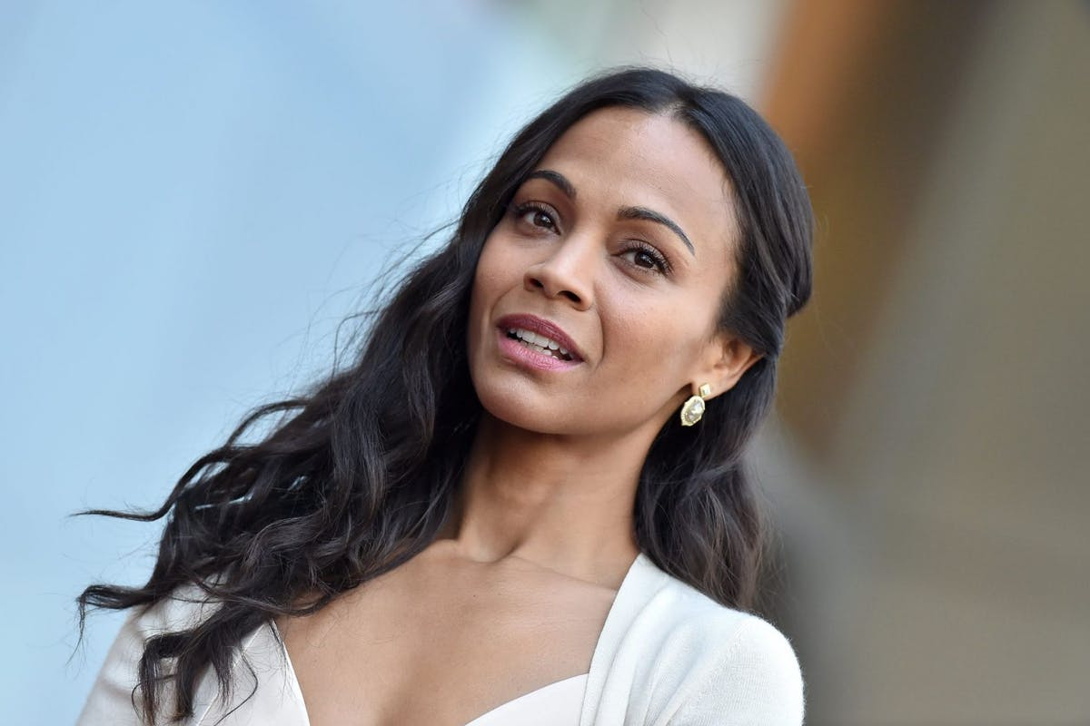 Zoe Saldana has responded to the James Gunn Twitter ...