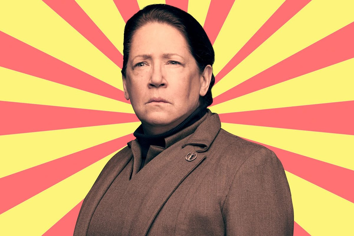 The Handmaids Tale Aunt Lydia Is The Shows Most Important