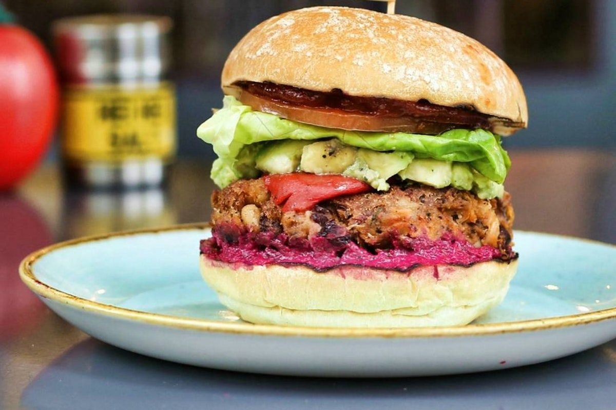 7 Of The Best Vegan High Street Options