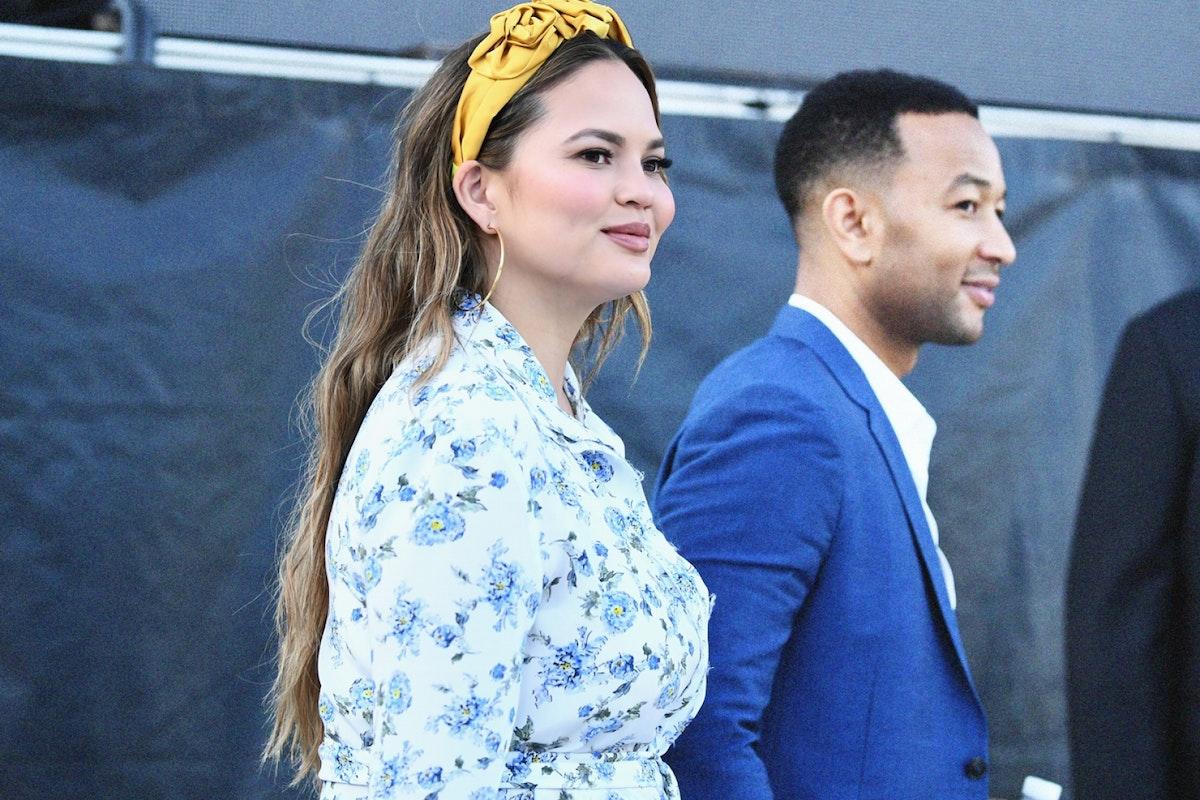 Chrissy Teigen addresses her 'jealousy-fuelled meltdown' over John Legend