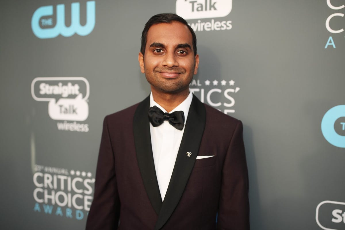 Which aziz ansari standup is him talking about dating apps
