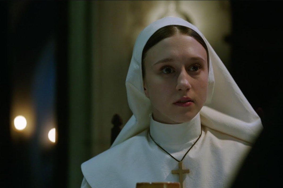 The Nun's new trailer is so terrifying it's been banned by YouTube