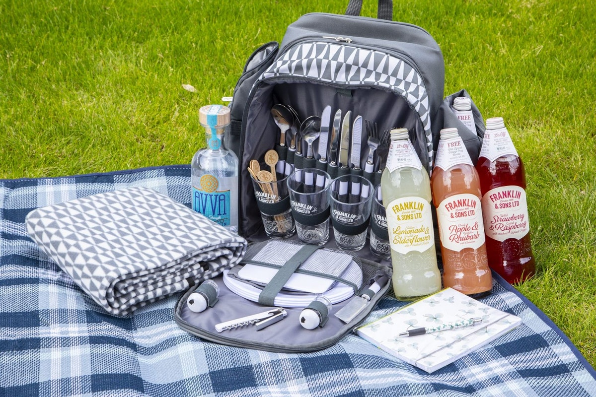 Win the ultimate summer drinks picnic hamper from Franklin ...