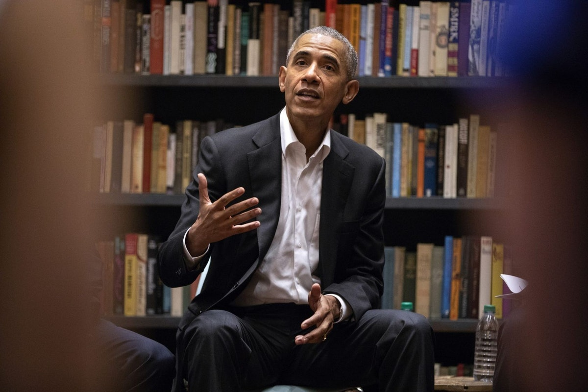 Barack Obama really wants you to read these soul-soothing books