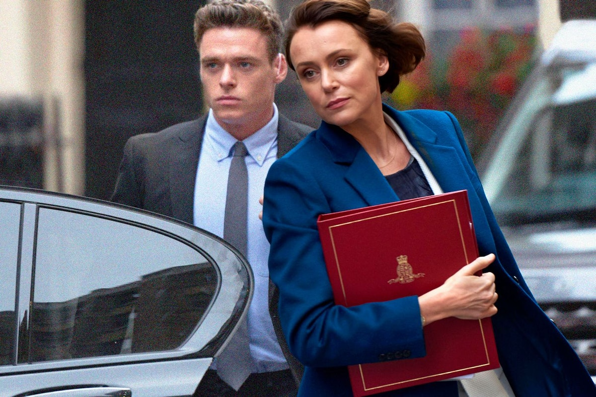 """Watching Bodyguard makes me gloomy and anxious"""