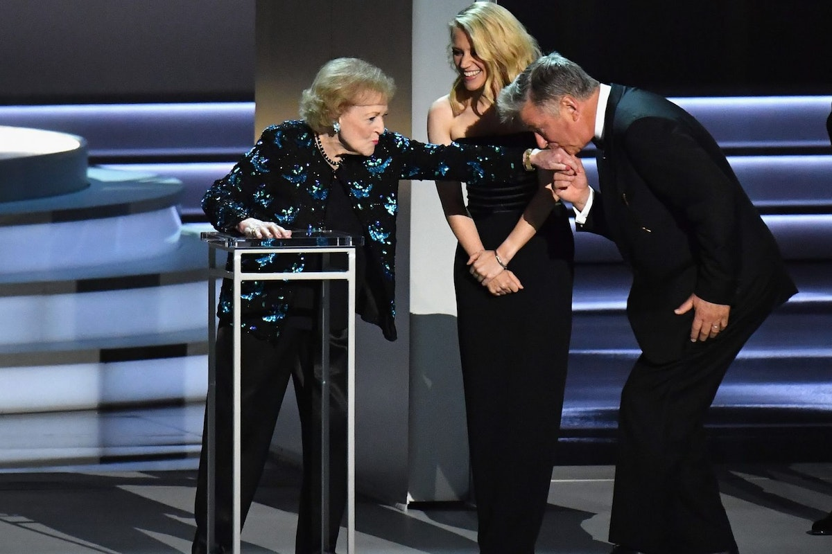Emmy Awards 2018: why everyone's talking about Betty White's speech