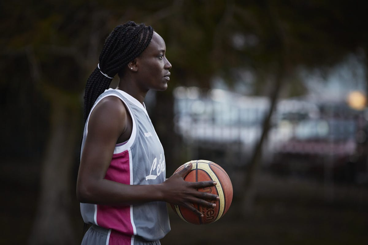 Why every woman should take up a team sport this autumn stylist basketball is the third most popular sport among women in england ccuart Choice Image