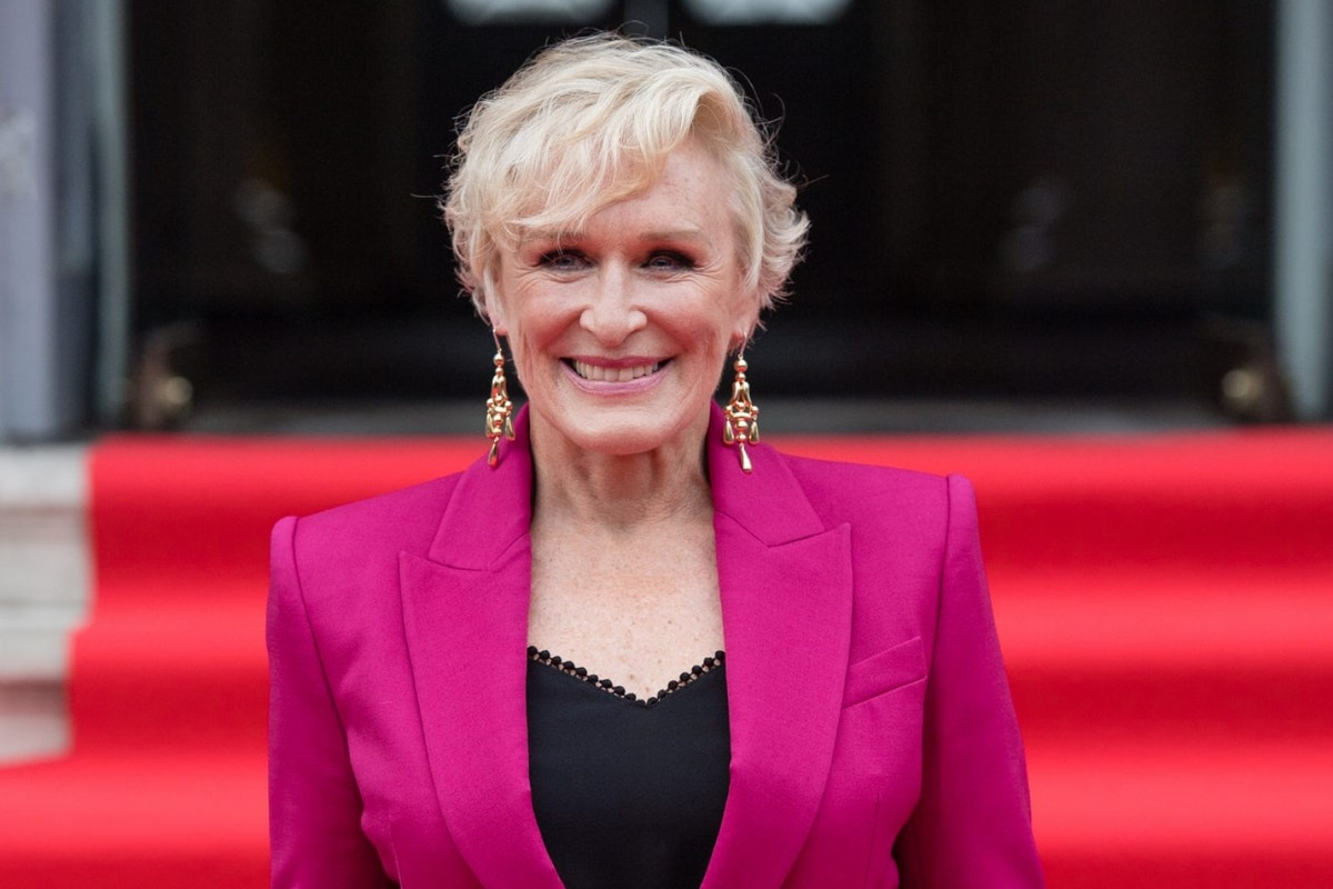 Glenn Close fatal attraction regrets mental illness