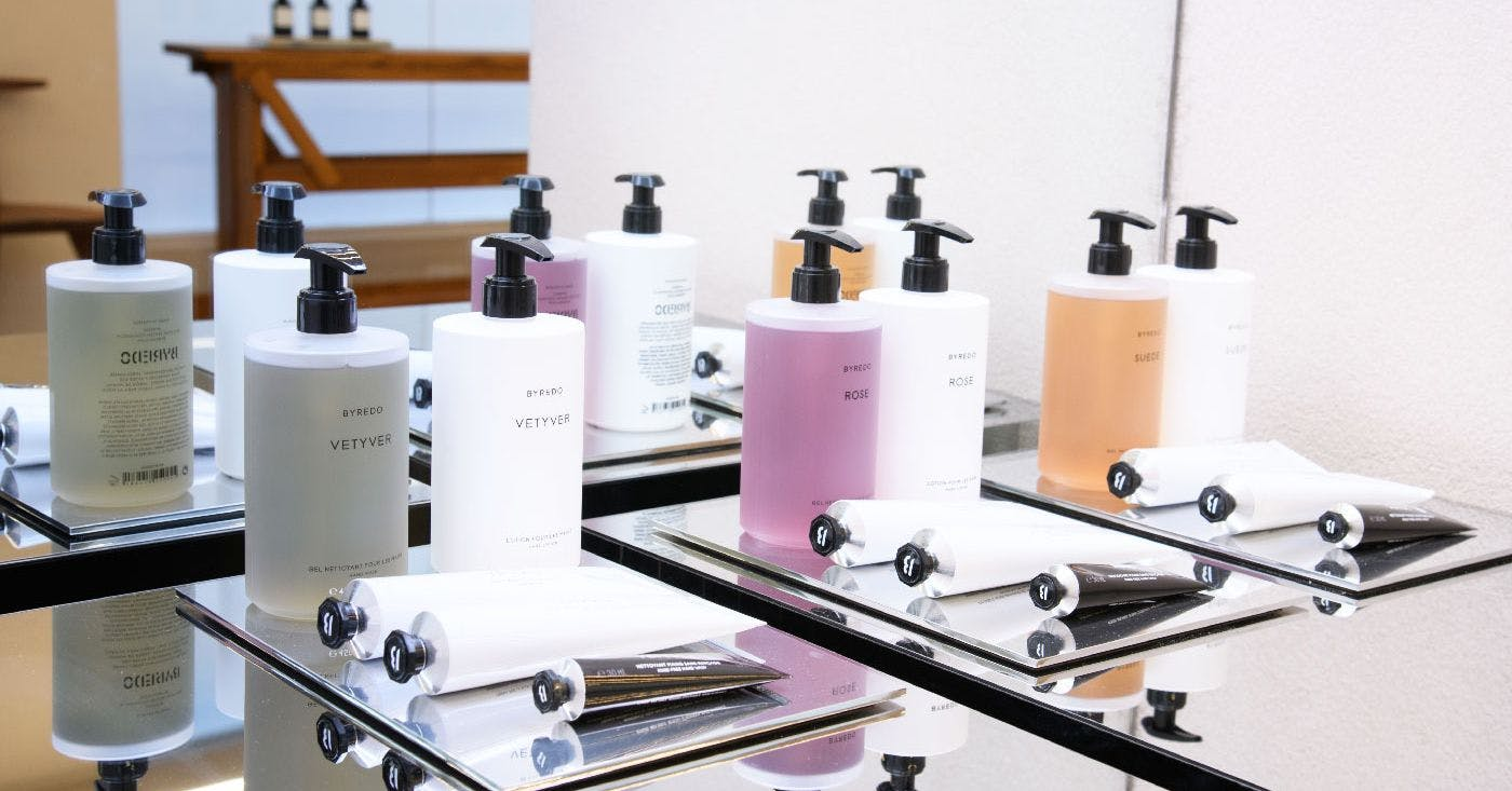 8c56ee6a9485 Founder Ben Gorham on how the new London Byredo store is the first of its  kind