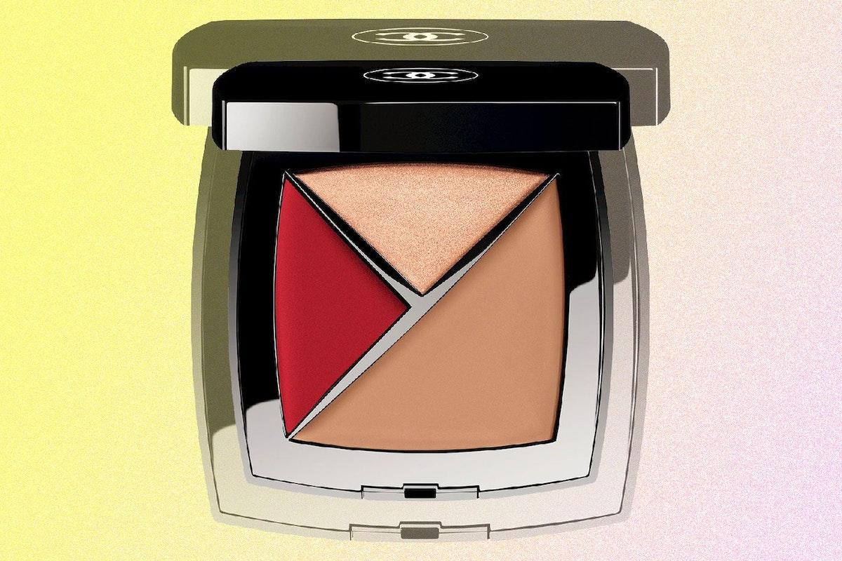 Multi-purpose makeup palettes
