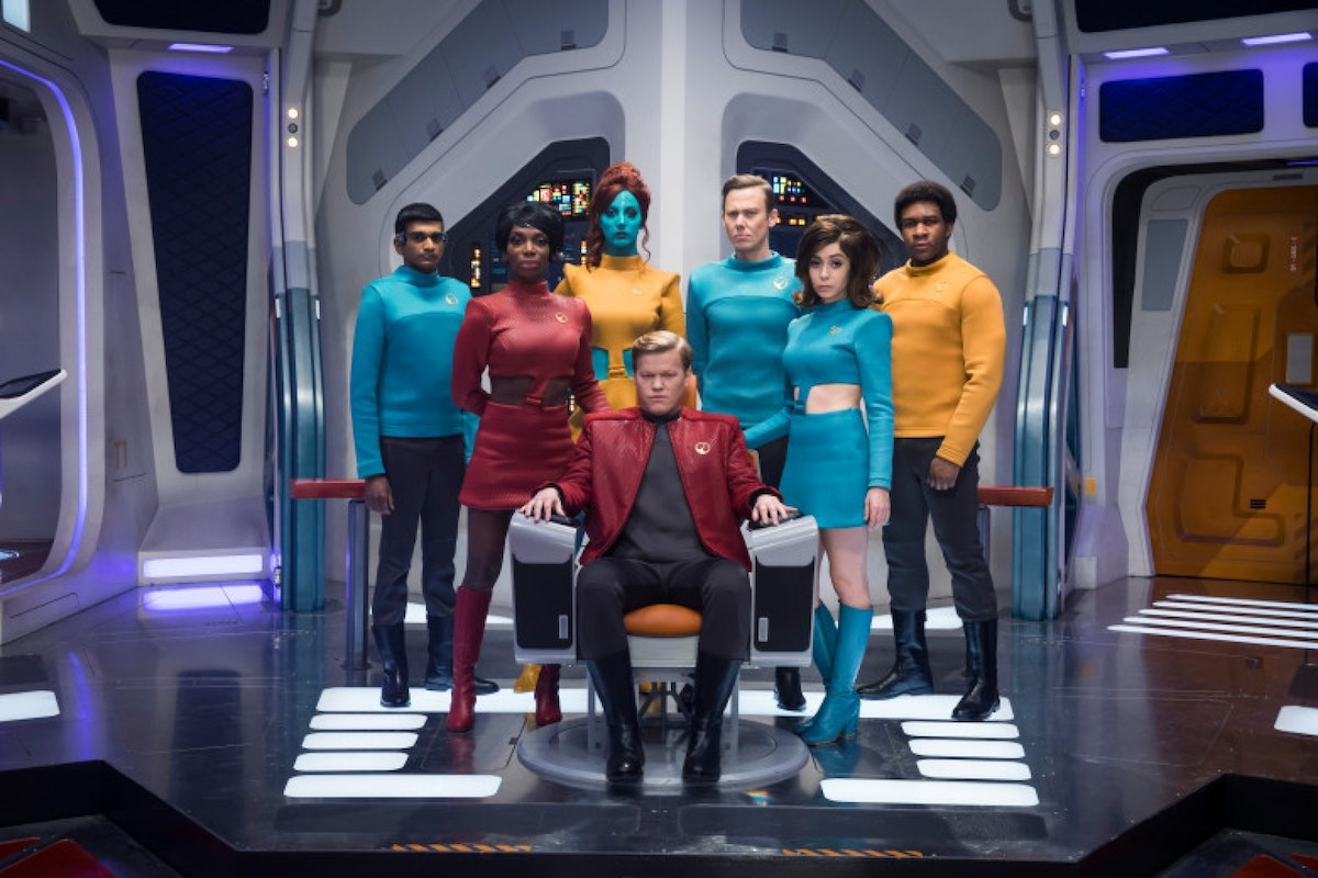 Netflix is reportedly working on an interactive Black Mirror episode.