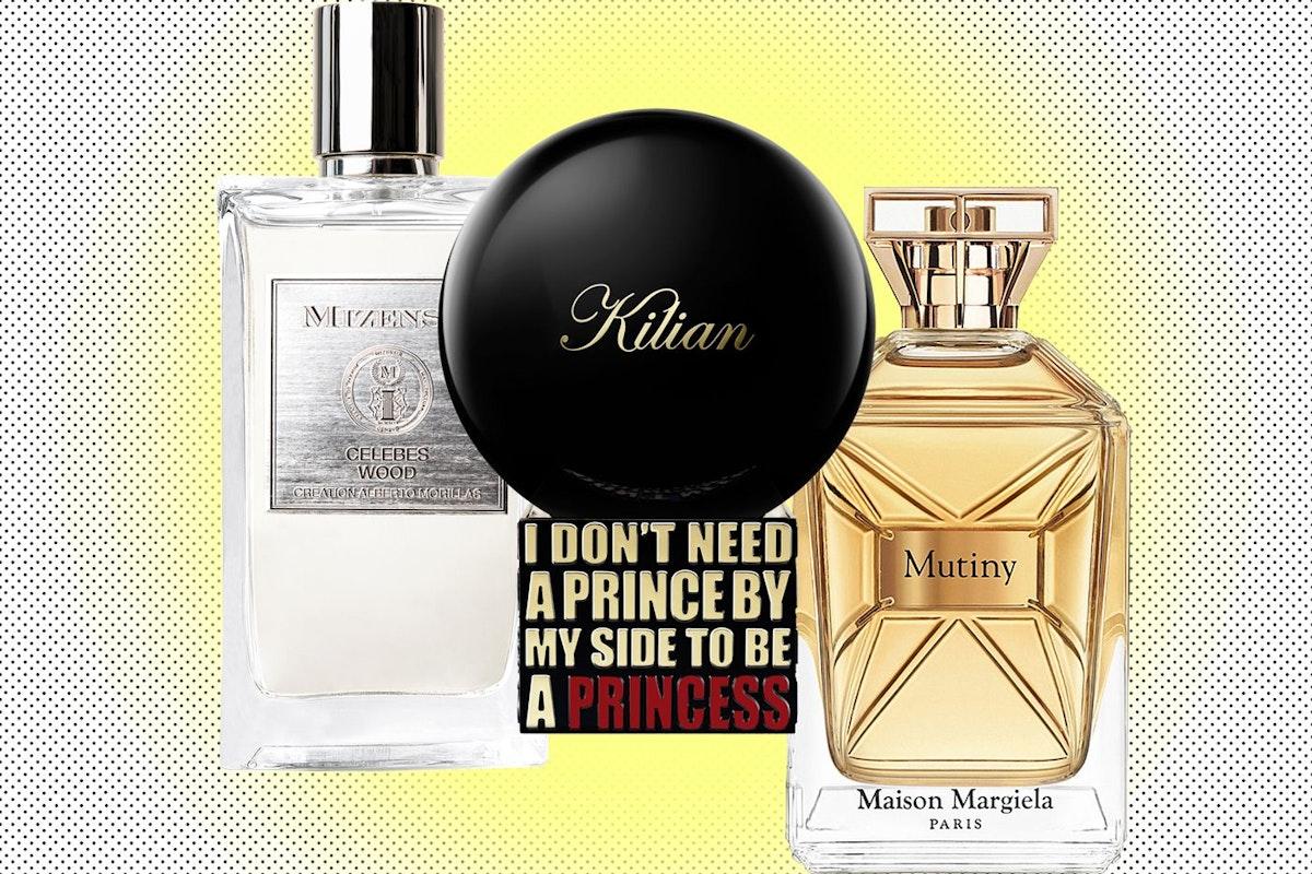 Autumnal Perfumes