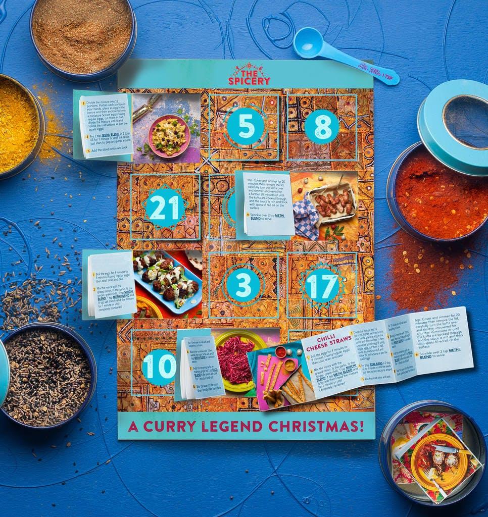 best alternative food and drink advent calendars for. Black Bedroom Furniture Sets. Home Design Ideas