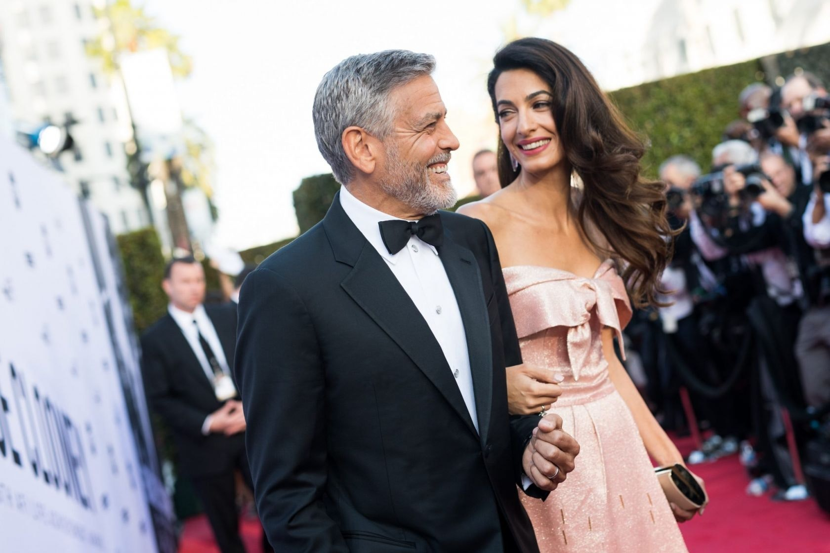 Amal Clooney speaks out against sexist' Donald Trump recommendations