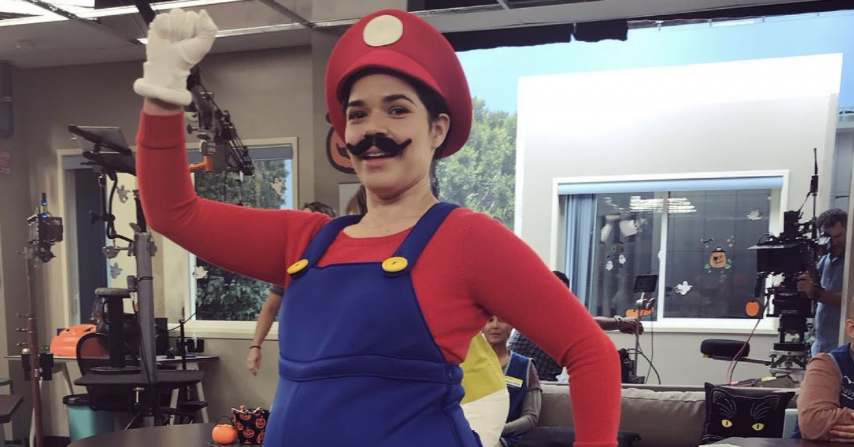 From America Ferrera's alter ego to a Game of Thrones reunion: the week's best A-list Instagrams