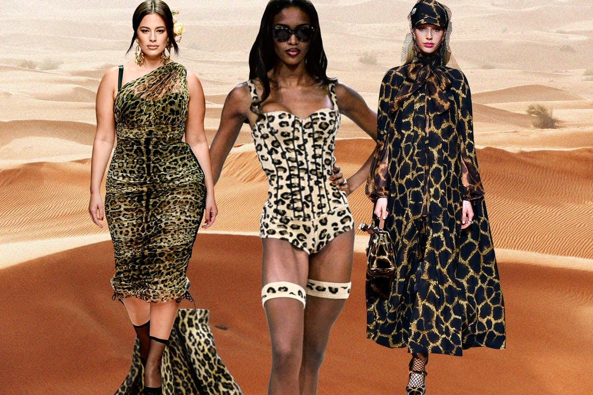 """817268241b225 Fashion  """"Leopard print is the new neutral – and I m not happy about it"""""""
