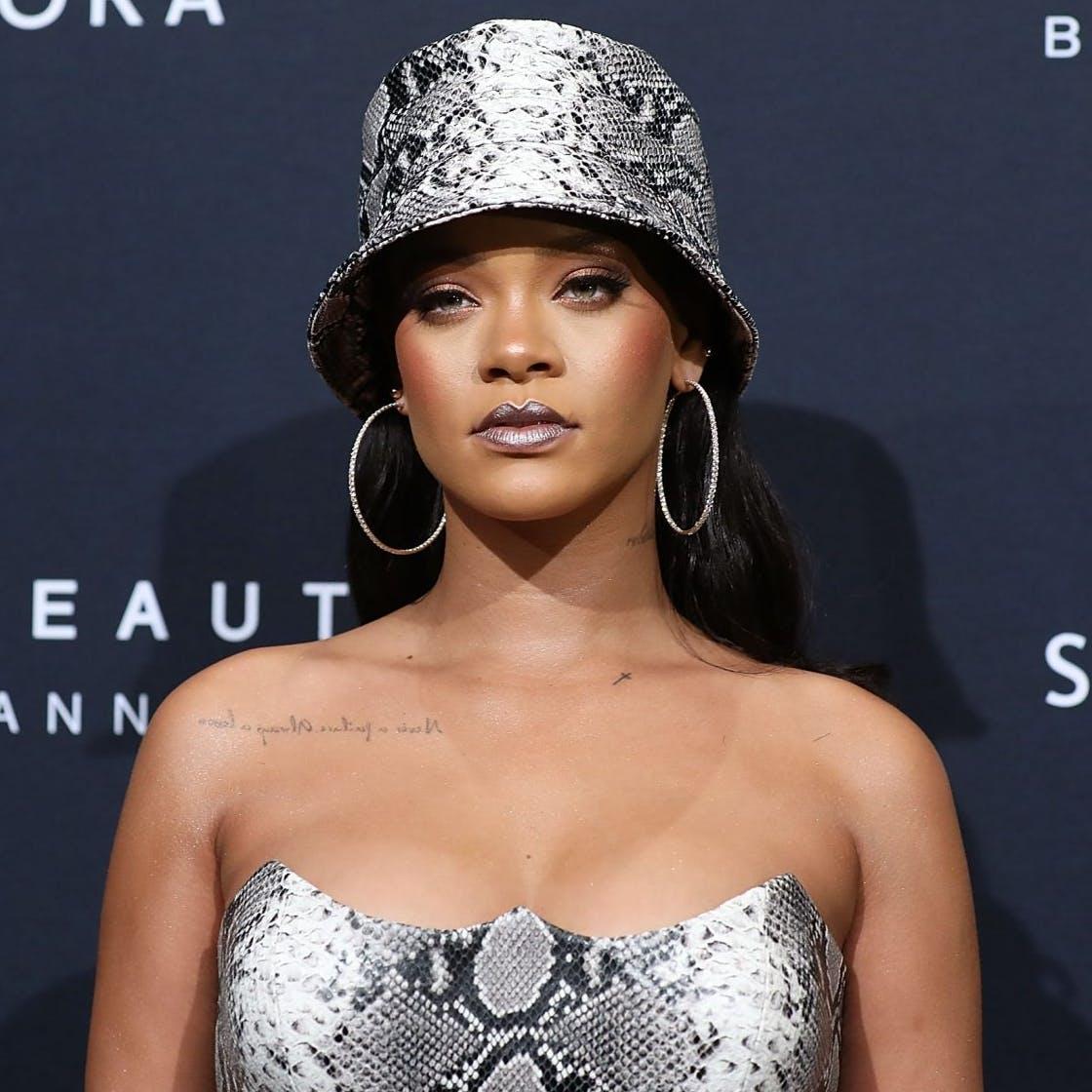 Beauty 2 Fashion: Rihanna And LVMH To Launch Luxury Fashion Brand, According