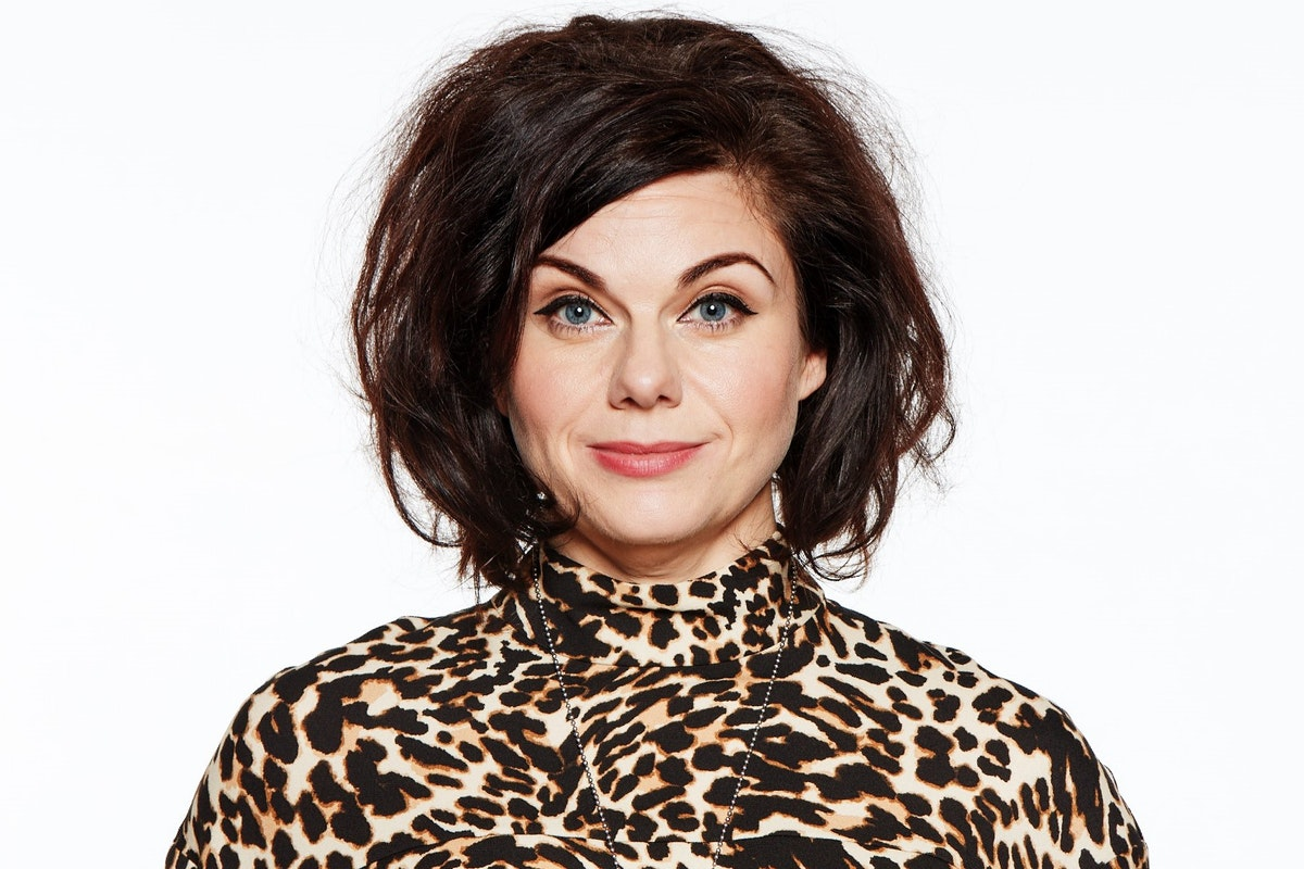 Caitlin Moran on why helping men is the next part of feminism