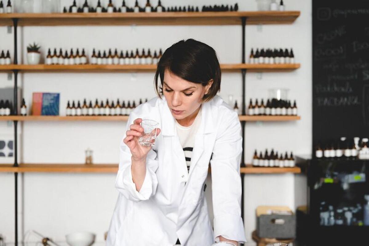 iconic female perfumers