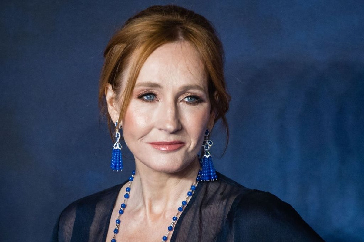 JK Rowling hits out at Jacob Rees-Mogg on Twitter