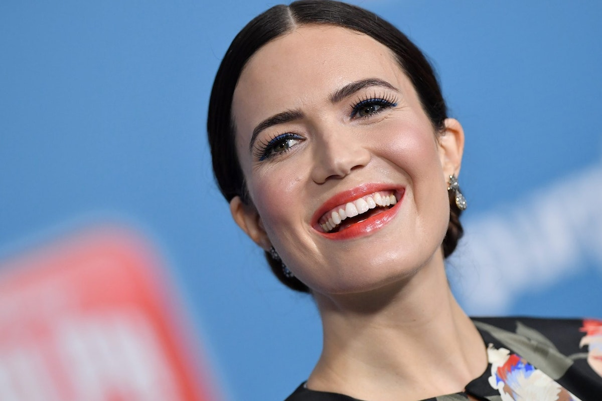 LOS ANGELES, CA - NOVEMBER 05: Mandy Moore attends the premiere of Disney's 'Ralph Breaks the Internet' at El Capitan Theatre on November 5, 2018 in Los Angeles, California. (Photo by Axelle/Bauer-Griffin/FilmMagic)