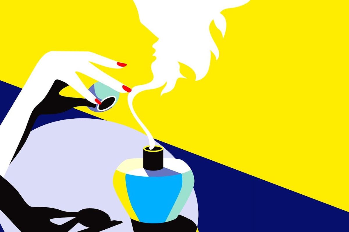 Fragrance scent match maker