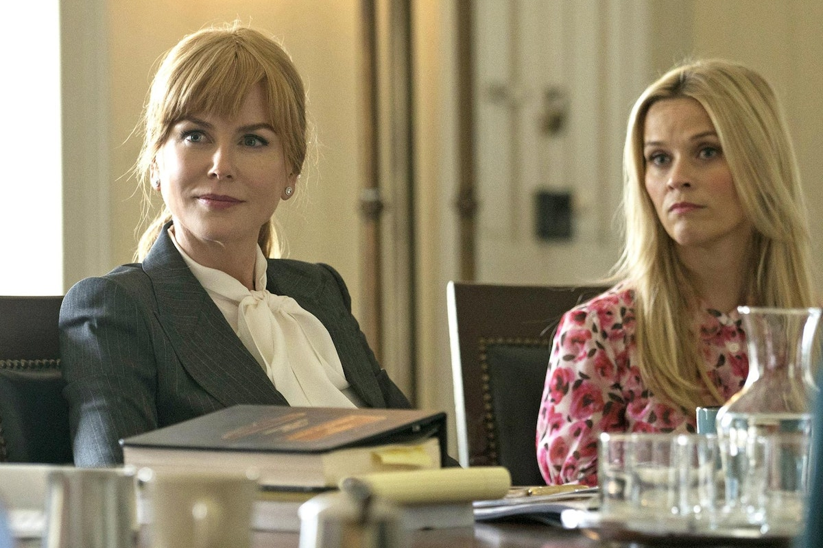 Big Little Lies has an even more feminist origins story than you realised
