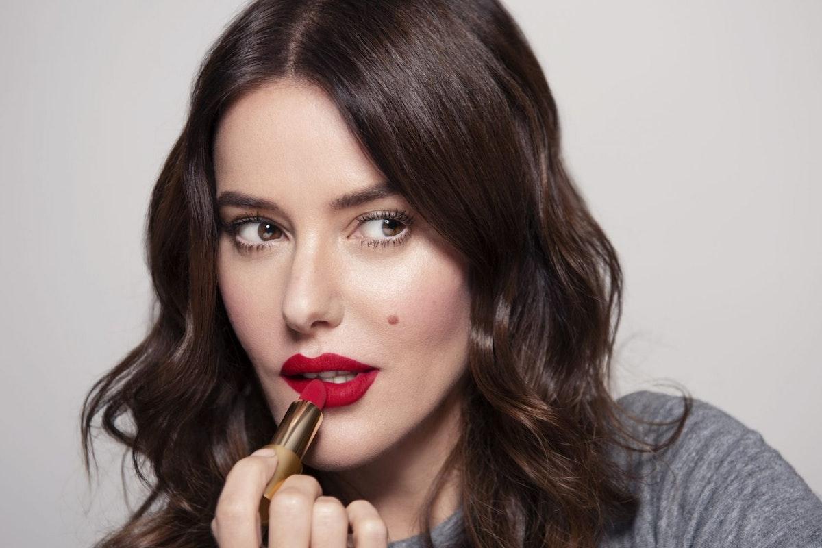 New lipstick launch