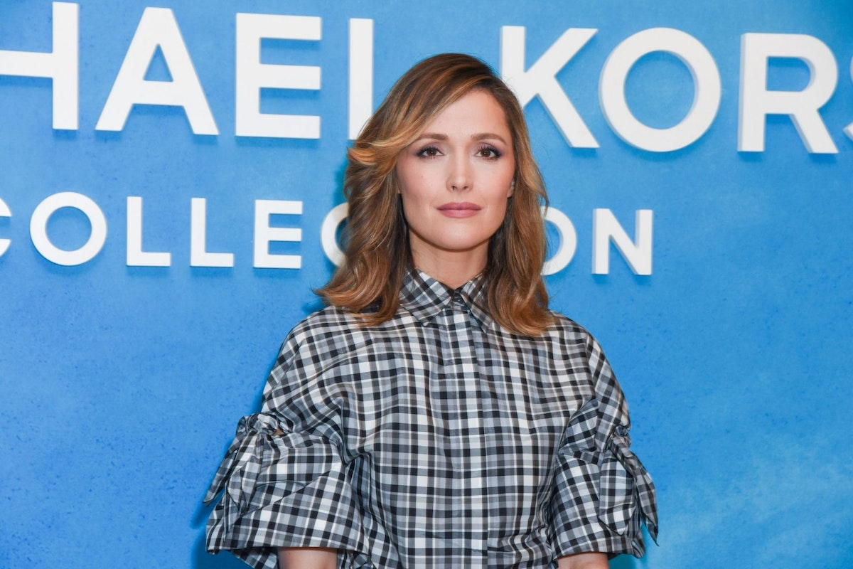 """Rose Byrne thinks it was """"too soon"""" for Louis C.K's comeback"""