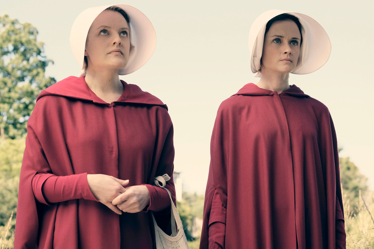 The Handmaid's Tale sequel, The Testaments, confirmed