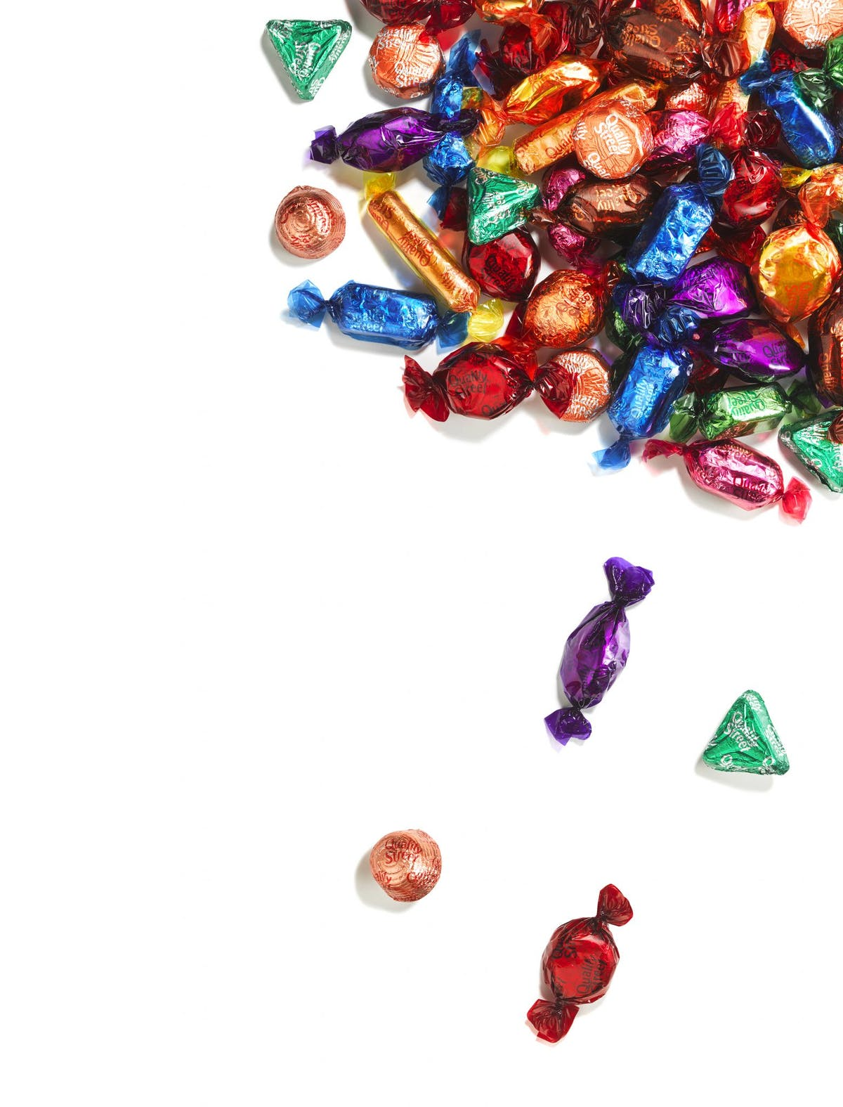 Learn The History Of Your Favourite Quality Street Chocolate