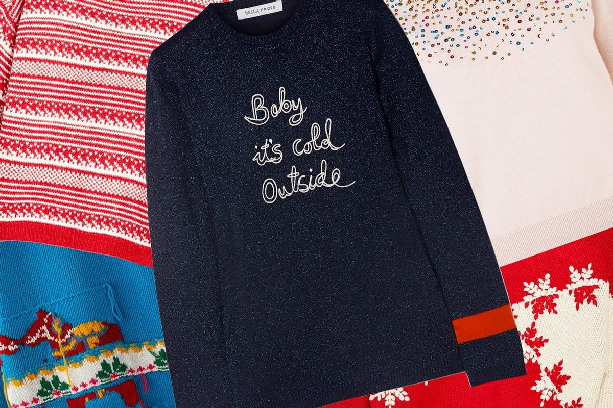 7590df224389 9 legitimately cool Christmas jumpers you will want to wear
