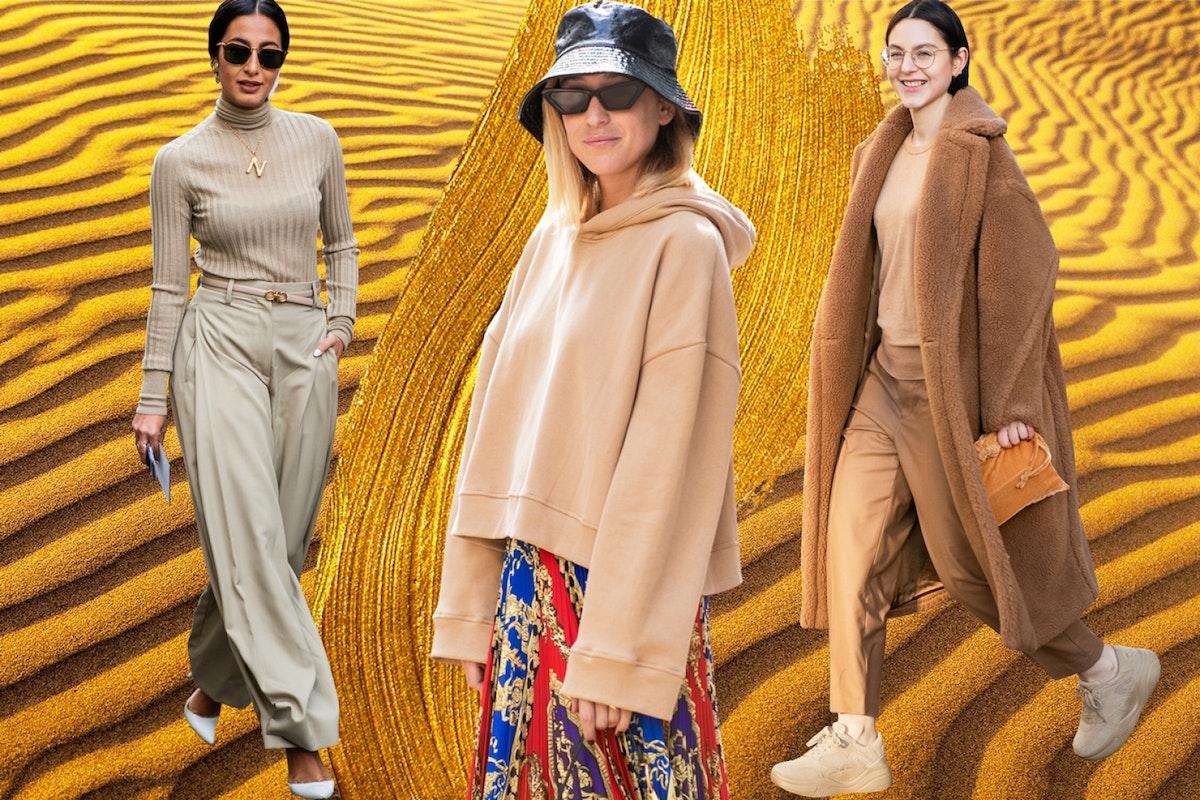 beige-fashion-colour-trend-2019-spring-summer