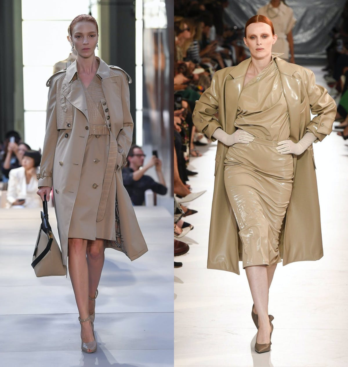 Beige Is One Of Spring/summer 2019's Biggest Colour Trends