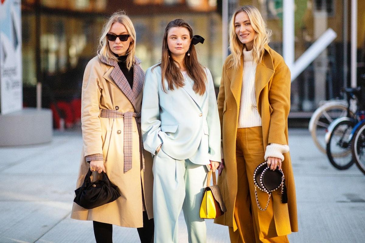 Copenhagen Fashion Week: the coolest Scandi street style to inspire your winter wardrobe