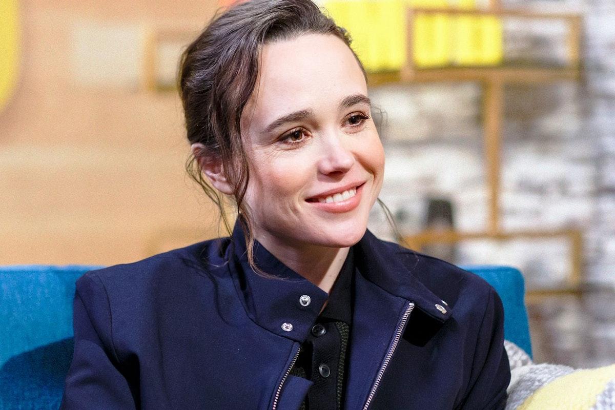 Ellen Page in 2019